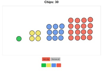 DIGITAL COLOR CHIPS APP - Counting Chips For Interactive Whiteboards
