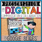 DIGITAL COMMUNICATION AND COLLABORATION REMINDERS PRESENTA
