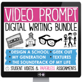DIGITAL CREATIVE WRITING VIDEO BUNDLE - GOOGLE VERSION  |