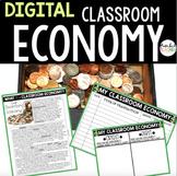 DIGITAL Classroom Economy (Google Forms/Slides)