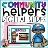 DIGITAL Community Helpers - Distance Learning