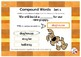 DIGITAL Compound Words Set 1 ... Spelling ... Vocabulary: BOOM™ Cards