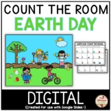 DIGITAL Count the Room - Earth Day {Google Slides™/Classroom™}