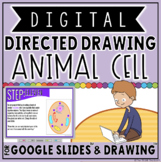 DIGITAL DIRECTED DRAWING IN GOOGLE DRIVE™: ANIMAL CELL