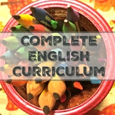 English Curriculum 7, 8, or 9 Version #1