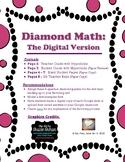 DIGITAL Diamond Math Practice - Factoring Prep