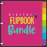 DIGITAL ELA Flip Book Bundle | Distance Learning