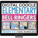 DIGITAL ELEMENTARY BELL RINGERS
