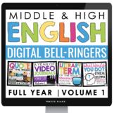 DIGITAL ENGLISH BELL RINGERS (VOL 1): GOOGLE VERSION