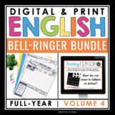 ENGLISH BELL RINGERS DIGITAL / PRINT BUNDLE (VOL 4): PAPERLESS & PRINT