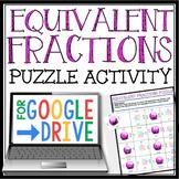 DIGITAL EQUIVALENT FRACTIONS ACTIVITY: GOOGLE DRIVE