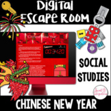 DIGITAL ESCAPE ROOM: Chinese New Year 2019