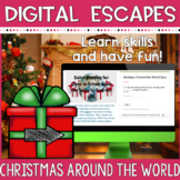 DIGITAL ESCAPE ROOM | CHRISTMAS AROUND THE WORLD | SANTA'S MISSING GIFT