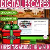CHRISTMAS AROUND THE WORLD   DIGITAL ESCAPE ROOM   SANTA'S