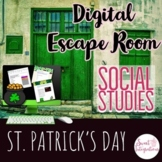 DIGITAL ESCAPE ROOM: St. Patrick's Day