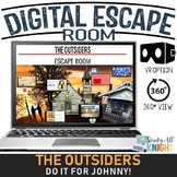 Digital Escape Room, The Outsiders,  Do It for Johnny!