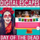 Day of the Dead Día de los Muertos | Digital Escape Room