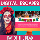 Day of the Dead Activities | Día de los Muertos | Digital Escape Room