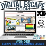 WONDER DIGITAL ESCAPE ROOM, ESCAPE THE JAMMED LOCKER, FOR