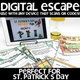 ST. PATRICK'S DAY DIGITAL ESCAPE | Time | Place Value | Gr