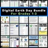DIGITAL: Earth Day Bundle (Read Aloud, Math, Spelling etc.
