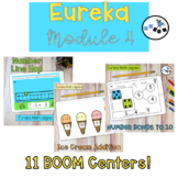 DIGITAL Eureka Math Module 4 Center Activities (Engage NY) BUNDLE