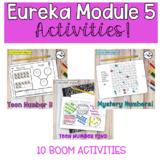 DIGITAL Eureka Math Module 5 Center Activities (Engage NY) BUNDLE