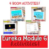 DIGITAL Eureka Math Module 6 Center Activities (Engage NY) BUNDLE