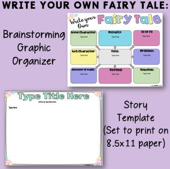 Digital fairy tale elements in google slides by the techie teacher digital fairy tale elements in google slides maxwellsz