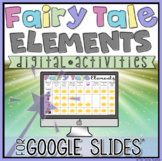 DIGITAL FAIRY TALE ELEMENTS IN GOOGLE SLIDES™