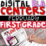 DIGITAL FIRST GRADE ELA CENTERS FEBRUARY
