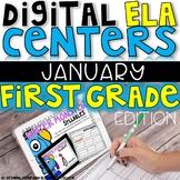DIGITAL FIRST GRADE ELA CENTERS JANUARY