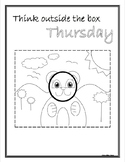 DIGITAL FULL YEAR - Think Outside the Box Thursday