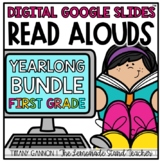 DIGITAL First Grade Interactive Read Aloud Lessons ENTIRE