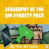 DIGITAL Geography in Qin Dynasty China Pack