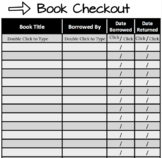 DIGITAL Google Drive Library Checkout System