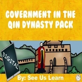 DIGITAL Government of Qin Dynasty China Pack