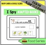 DIGITAL I Spy Adapted Book Series - Food Edition