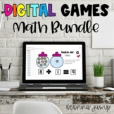 DIGITAL INTERACTIVE MATH GAMES 200 GAMES!