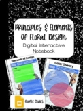 DIGITAL INTERACTIVE NOTEBOOK: Principles and Elements of F