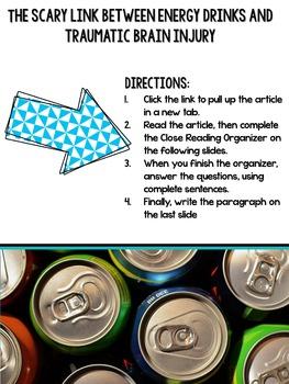 DIGITAL Informational Text - Teen Topics #1, Engaging Nonfiction