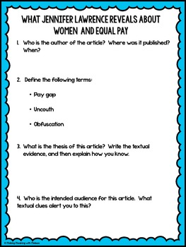 DIGITAL Informational Text - Teen Topics #5, Engaging Nonfiction