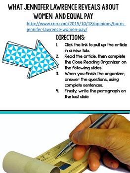DIGITAL Informational Text - Teen Topics #7, Engaging Nonfiction