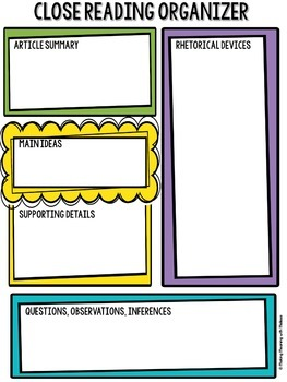 DIGITAL Informational Text - Teen Topics GROWING BUNDLE