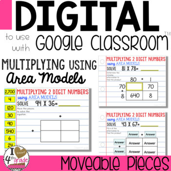 Multiplication to use with Google Classroom