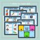 DIGITAL Interactive Notebook - Word Beginnings and Endings