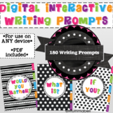 DIGITAL Interactive Writing Prompts