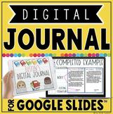DIGITAL JOURNAL IN GOOGLE SLIDES™