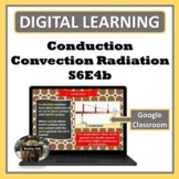 DIGITAL LEARNING: Conduction Convection Radiation S6E4b