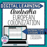 DIGITAL LEARNING: History of Australia (SS6H4)